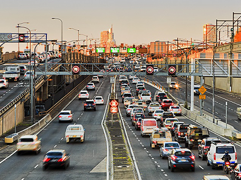 The 5 NSW Roads Voted Most Congested