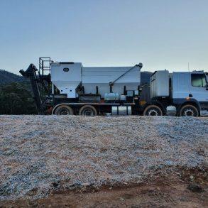 Volumetric Truck Mixers - Concrete Australia - Antoun